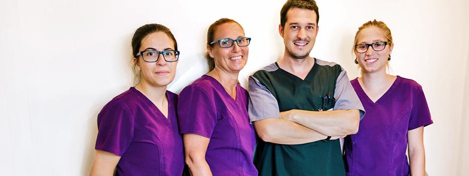 Equip Clínica Dental Guiu