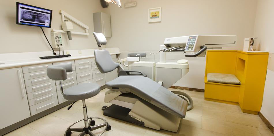 Sala - Clínica Dental Guiu de Tarragona
